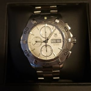 Tag Heuer AQUARACER..Day-Date CAF2011